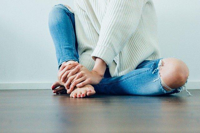 spodnie wyszczuplające uda